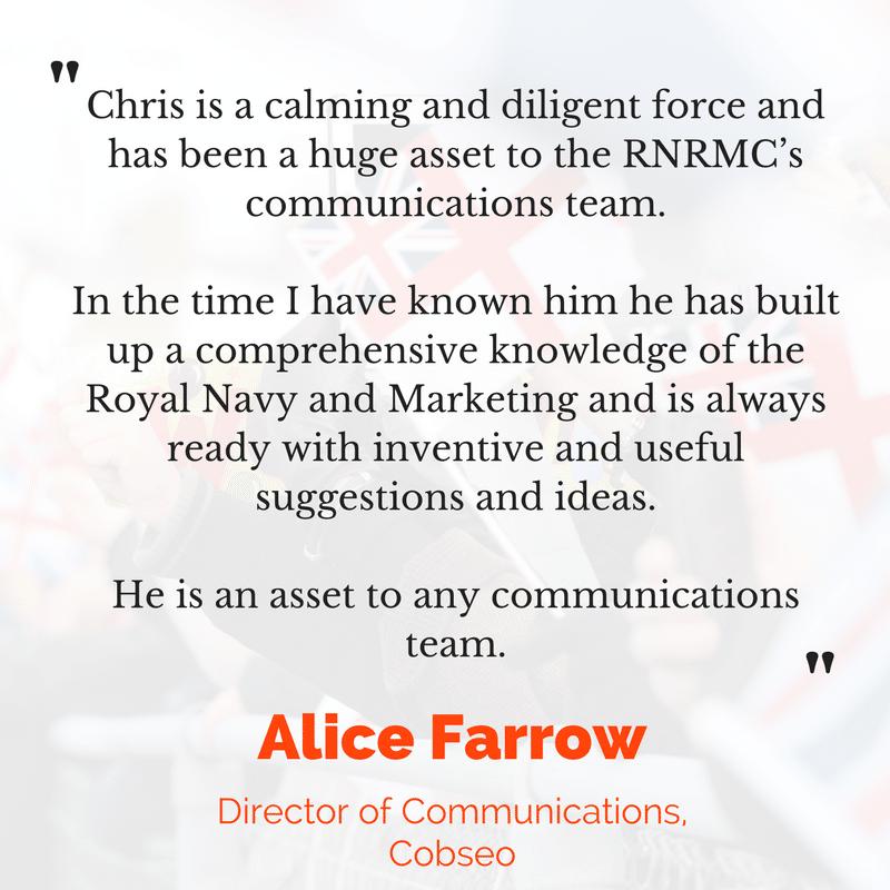 Alice Farrow testimonial
