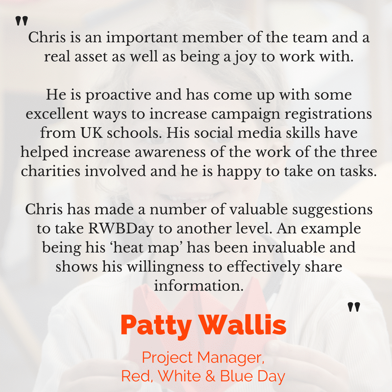 Patty Wallis testimonial